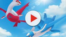 Legendary Pokemon: Latias and Latios coming soon