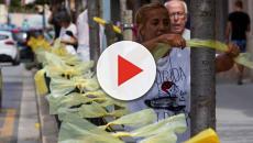 VÍDEO: El Defensor del Pueblo pide a la Generalitat quitar las tiras amarillas