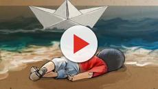 VIDEO: Tima Kurdi publica un libro sobre la muerte del niño Alan