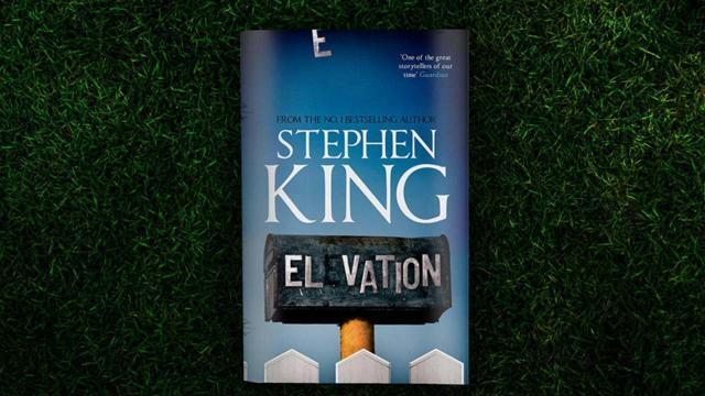 Elevation: New Stephen King novella to hit bookshelves in October