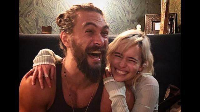 Jason Momoa é considerado o ator mais legal do Instagram