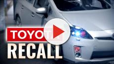 Toyota issues a voluntary recall for more than a million vehicles