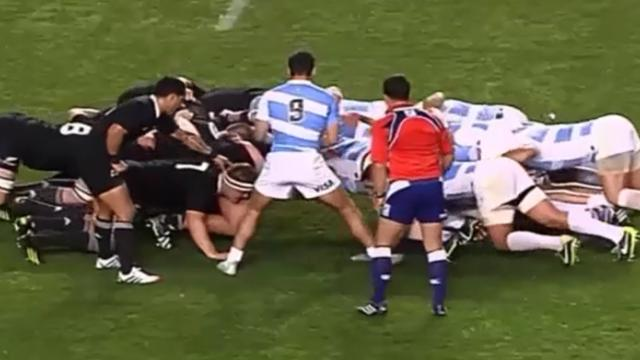 What is meant by Scrum in Rugby League