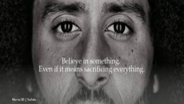 Nike's anniversary campaign with Colin Kaepernick upset many Twitter users