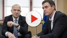 Sánchez se compromete a enviar a Bruselas  los lineamientos del presupuesto 2019