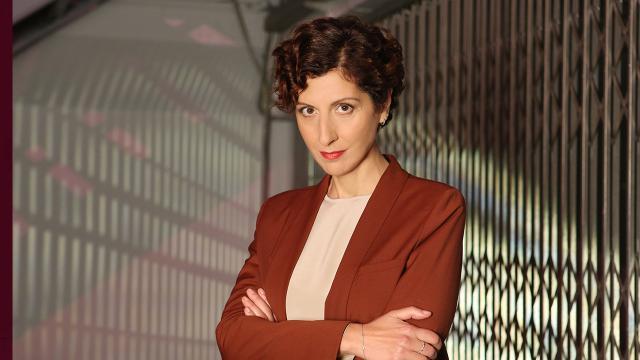 Matilde D'Errico conduce il nuovo programma di Rai 3, 'Sopravvissute'