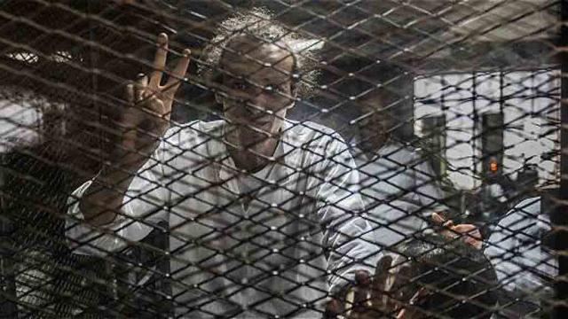 Un tribunal condena a cinco años de cárcel al fotógrafo egipcio Shawkan