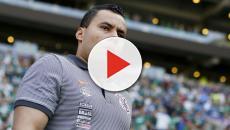 Torcida poupa Jair Ventura de críticas após derrota no Derby