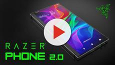 El Razer Phone 2 tiene un almacenamiento de 512 GB