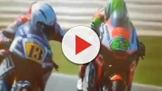 Moto2, follia di Romano Fenati ai danni di Stefano Manzi: 2 GP di squalifica