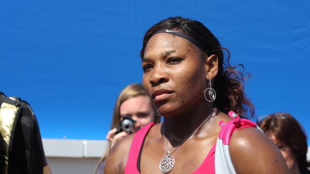 Serena Williams fined for outbursts at US Open but the men don't get penalized