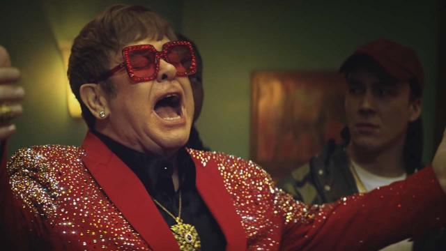 Elton John rumoured to be paid £5 million for 2018 John Lewis Christmas advert