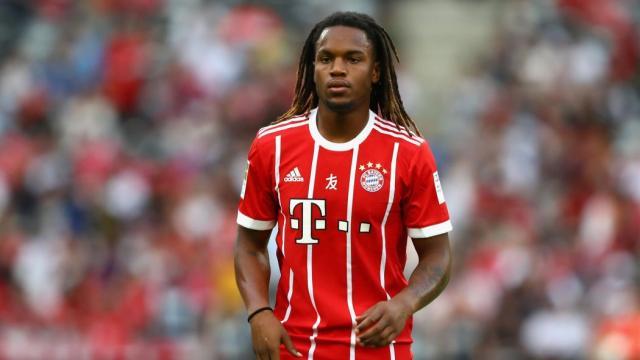 Le PSG a mal négocié la sortie de Renato Sanches du Bayern Munich