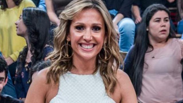 Serginho Groisman revela verdadeiro nome de Luisa Mel
