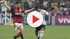 Flamengo e Corinthians se enfrentam pela Copa do Brasil