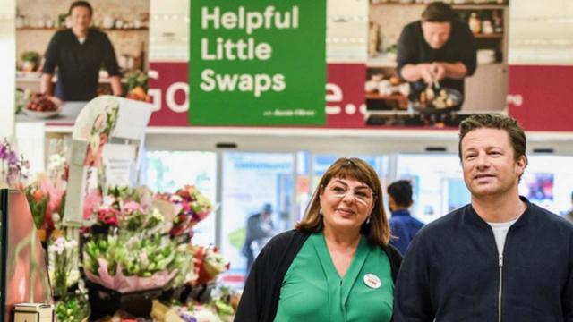 Jamie Oliver speaks about his most important partnership yet with Tesco