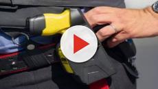 Teser elettrico, usato a Firenze contro un turco: aggrediva nudo i passanti
