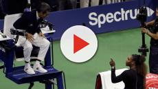 Serena Williams accuses umpire of sexism during the US Open final