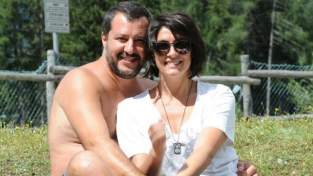 Matteo Salvini: 'Lo ammetto, solo geloso della mia compagna Elisa Isoardi'