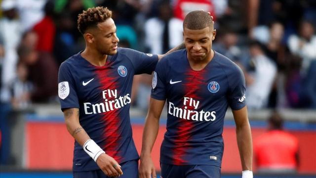 PSG: le Real Madrid possède 372M€ pour faire signer Neymar et Mbappé