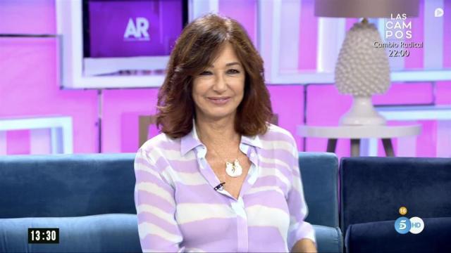 El desliz de Ana Rosa Quintana al hablar de Terelu y Carmen