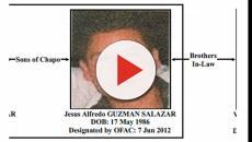 VÍDEO: El hijo del Chapo Guzmán, en la lista de narcotraficantes más buscados