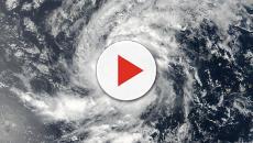 VÍDEO: la potencia del huracán Florence comienza a sentirse en Carolina del Sur