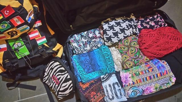 Algumas dicas na hora de arrumar sua mala para viajar