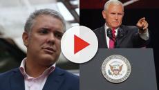 VÍDEO: Vicepresidente de Estados Unidos aplaude labor de Iván Duque