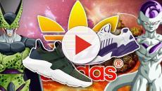 Dragon-Ball-Sneaker von Adidas jetzt auch in Deutschland gelistet