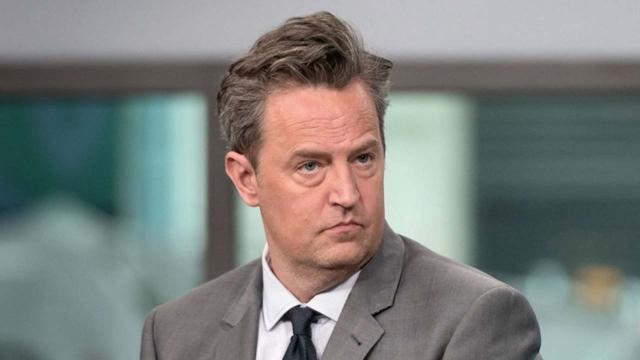 Friends star Matthew Perry has been in hospital for three months