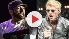 Machine Gun Kelly risponde a 'Killshot' di Eminem via Twitter