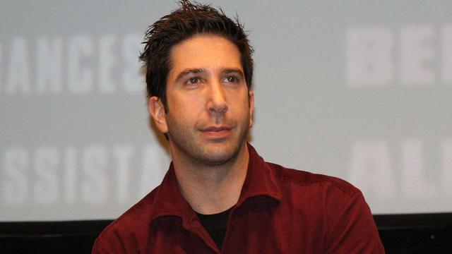 Will & Grace Season 2 will see David Schwimmer as Grace's new love interest