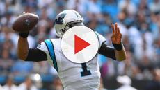Cam Newton produces but gets let down by mediocre team.