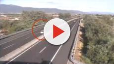 Calabria, Auto contromano sull'A2: un morto