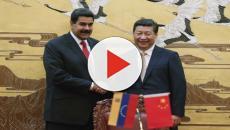 Presidente Maduro firma acuerdos con China para impulsar economía