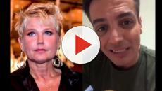 Xuxa manda mensagem de apoio a Leo Dias