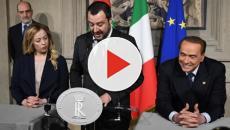 Antonio Tajani auspica il ritorno della Lega nella coalizione di centrodestra