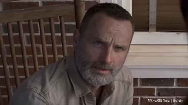 The Walking Dead spoilers say Ricks exit could be around Season 9 Ep 5