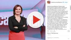 Barbara d'Urso, salta l'ospitata da Bianca Berlinguer: il dietrofront della Rai