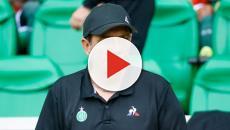 Yann M'Vila n'a pas apprécié le match de l'ASSE face à Paris