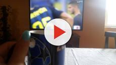 Sampdoria-Inter in diretta streaming su Dazn