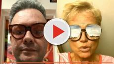 Felipeh Campos critica Sasha e Xuxa responde