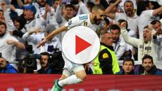 Benzema confiant sur la victoire du Real en LdC