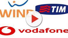 Tim, Vodafone e Wind sfidano Iliad: offerte a partire da 5 euro al mese