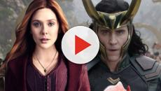 Marvel favorites Loki and Scarlett Witch will have their own standalone shows
