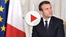Emmanuel Macron tancé par le jeune chômeur qui l'a abordé