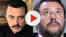 Chef Rubio a Salvini: 'Lotterò sui social per dar voce a chi è contro di lui'
