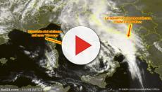 Arriva il Medicane: Allerta meteo in Sardegna