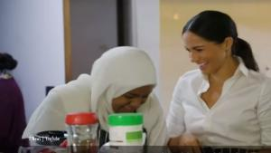 Meghan Markle's community cookbook is her first solo-charity act